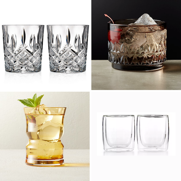 Drinking Glasses Decoded | Rocks Glass
