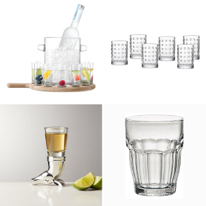 Drinking Glasses Decoded | Shot Glass
