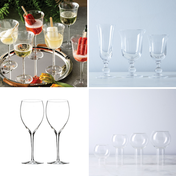 Drinking Glasses Decoded | White Wine Glasses