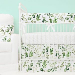 bedding set from Caden Lane for either a baby boy or girl's space