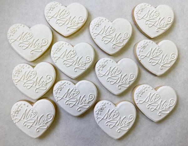 Cookies - Wedding Favor