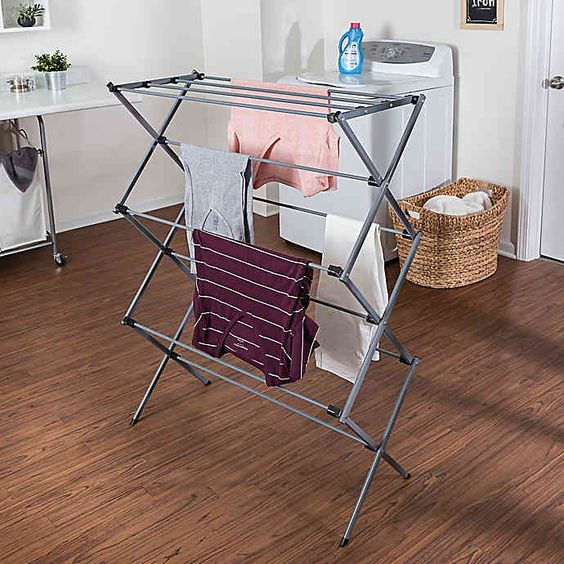 Dorm Essentials | Honey-Can-Do Drying Rack