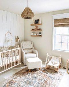 lighting in baby's room