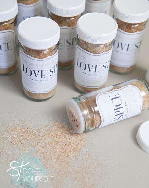 Spice - Wedding Favor