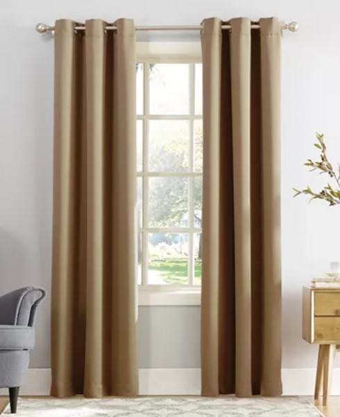 Everything You Need for the Perfect Movie Night In   Blackout Curtains