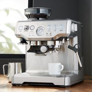 Unique Wedding Gifts for Older Couples | Breville Espresso Machine