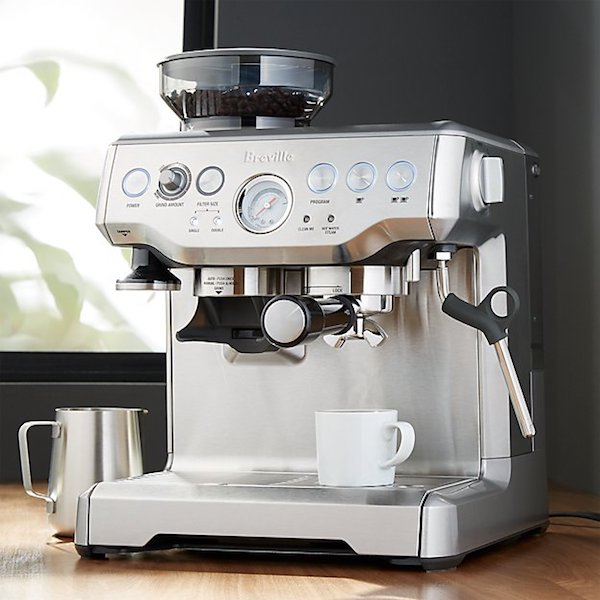 15 Unique Wedding Gifts for Older Couples | Breville Espresso Machine