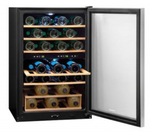15 Unique Wedding Gifts for Older Couples | Frigidaire Wine Cooler