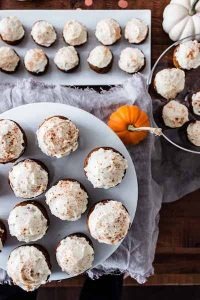 pumpkin flavored desserts