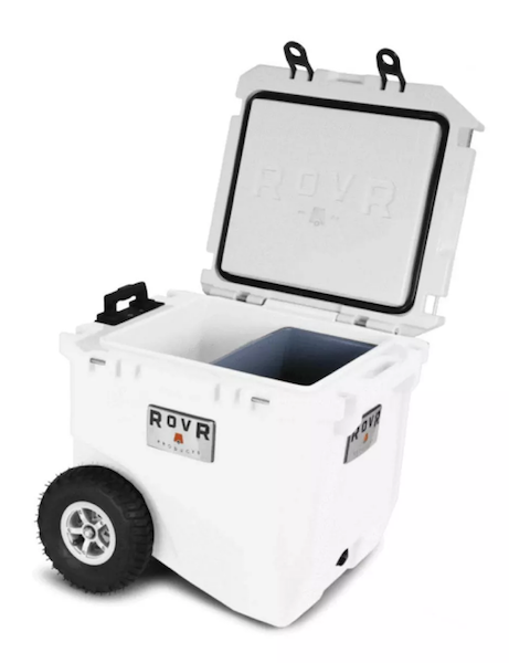 Unique Wedding Gifts for Older Couples | RovR Portable Rolling Cooler