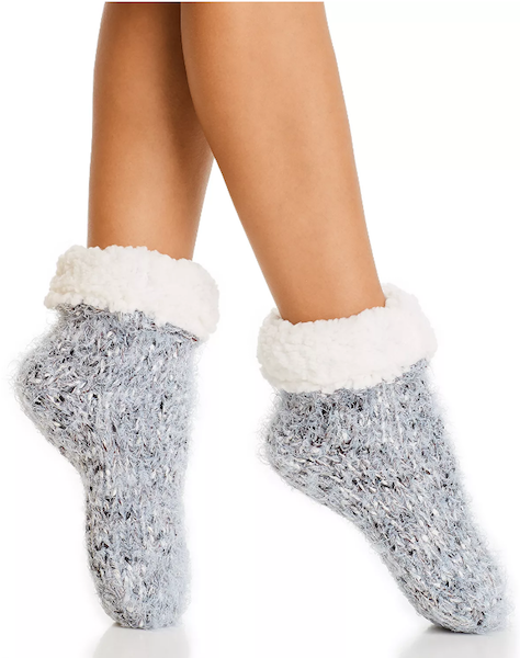 Everything You Need for the Perfect Movie Night In   Slipper Socks