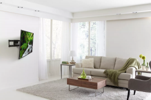 Everything You Need for the Perfect Movie Night In | Flatscreen TV & Wall Mount
