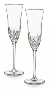 Unique Wedding Gifts for Older Couples | Waterford Champagne Flutes