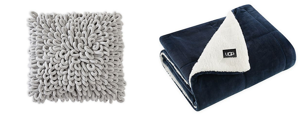 Everything You Need for the Perfect Movie Night In   Blankets & Pillows