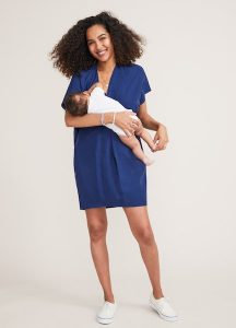 Thriving in the Fourth Trimester | The Nursing Slouch Dress
