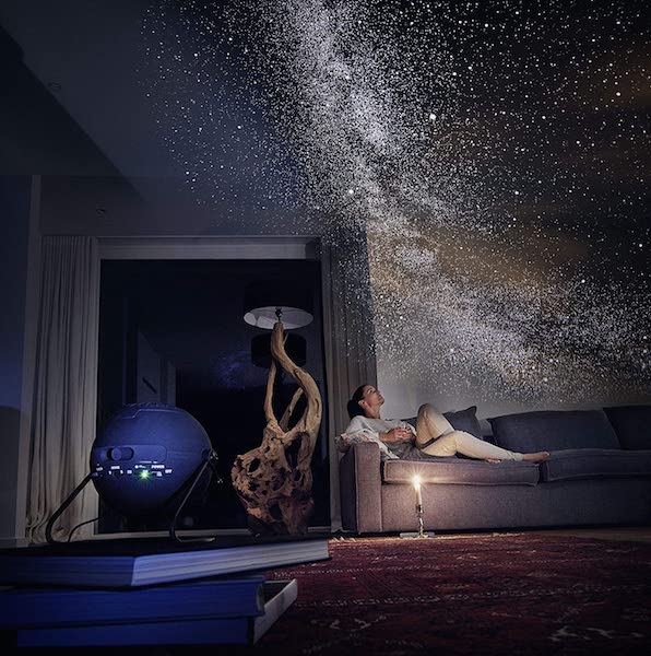 Holiday Gifts the Whole Family Can Enjoy | Sega Homestar Flux Home Planetarium