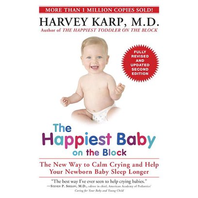 The Happiest Baby book
