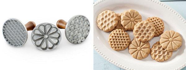 Best Hostess Gifts: Cookie Stamps