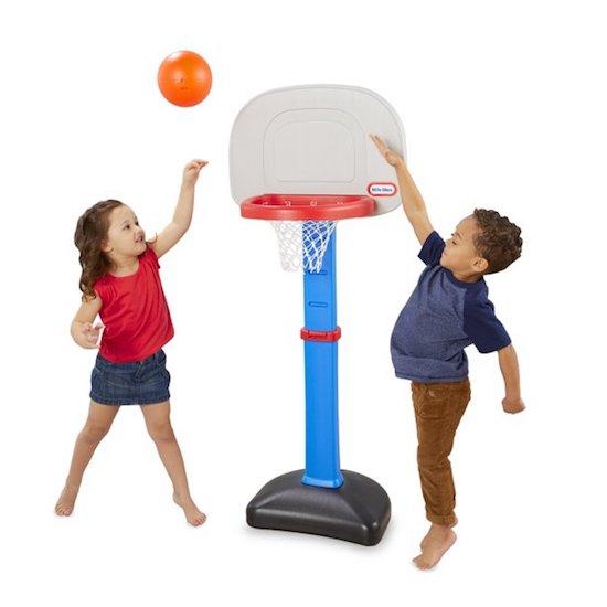 Toys That Last a Lifetime | Little Tikes Basketball Hoop