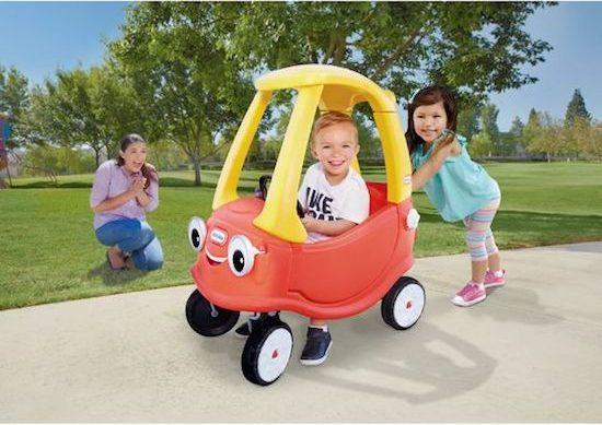 Toys That Last a Lifetime | Little Tikes Cozy Coupe
