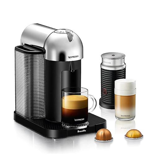 Nespresso Machine for Wedding Registry