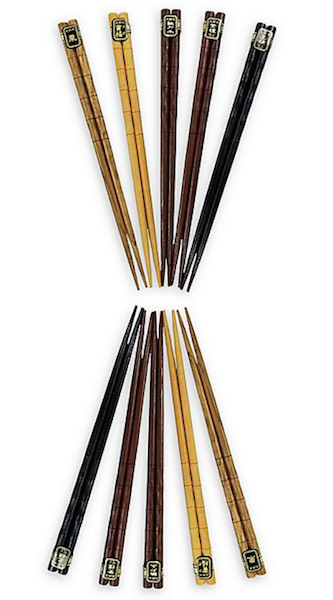 Healthy Wedding Registry | Bamboo Chopsticks