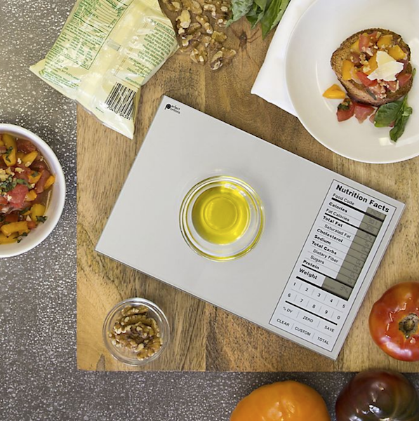 Perfect Items for Your Healthy Wedding Registry   Perfect Portions Digital Nutrition Food Scale
