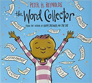 The Word Collector, by Peter H. Reynolds