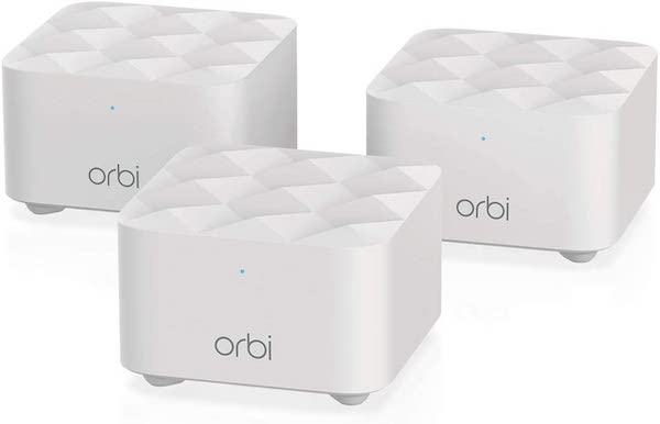 Tech Gifts You'll Love Adding to Your Wedding Registry | NETGEAR Orbi Whole Home Mesh WiFi System