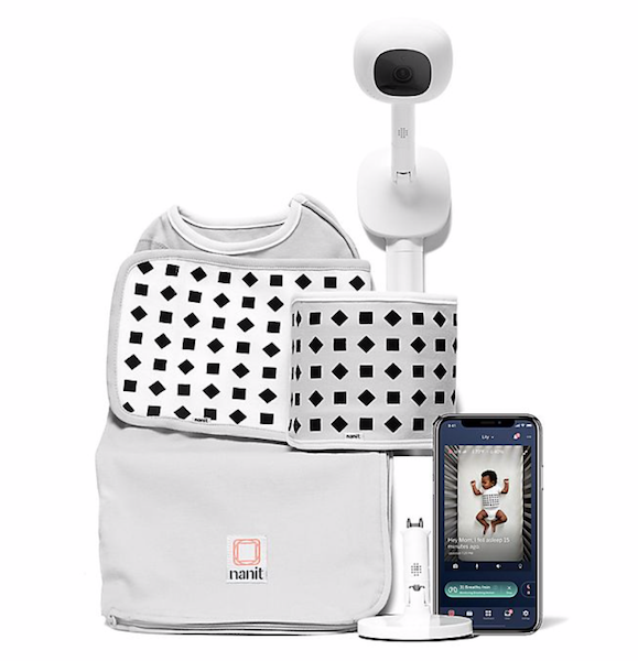 Nanit Plus Complete Baby Monitoring System