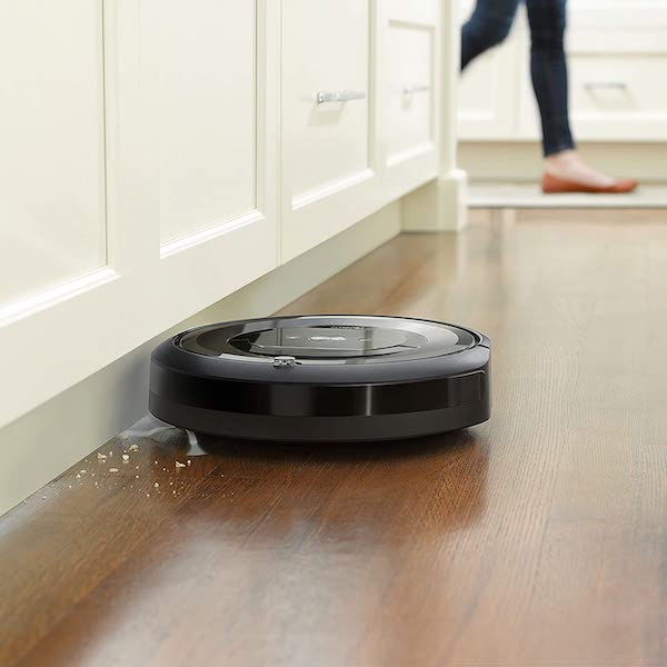 Tech Gifts You'll Love Adding to Your Wedding Registry | iRobot Roomba Robot Vacuum