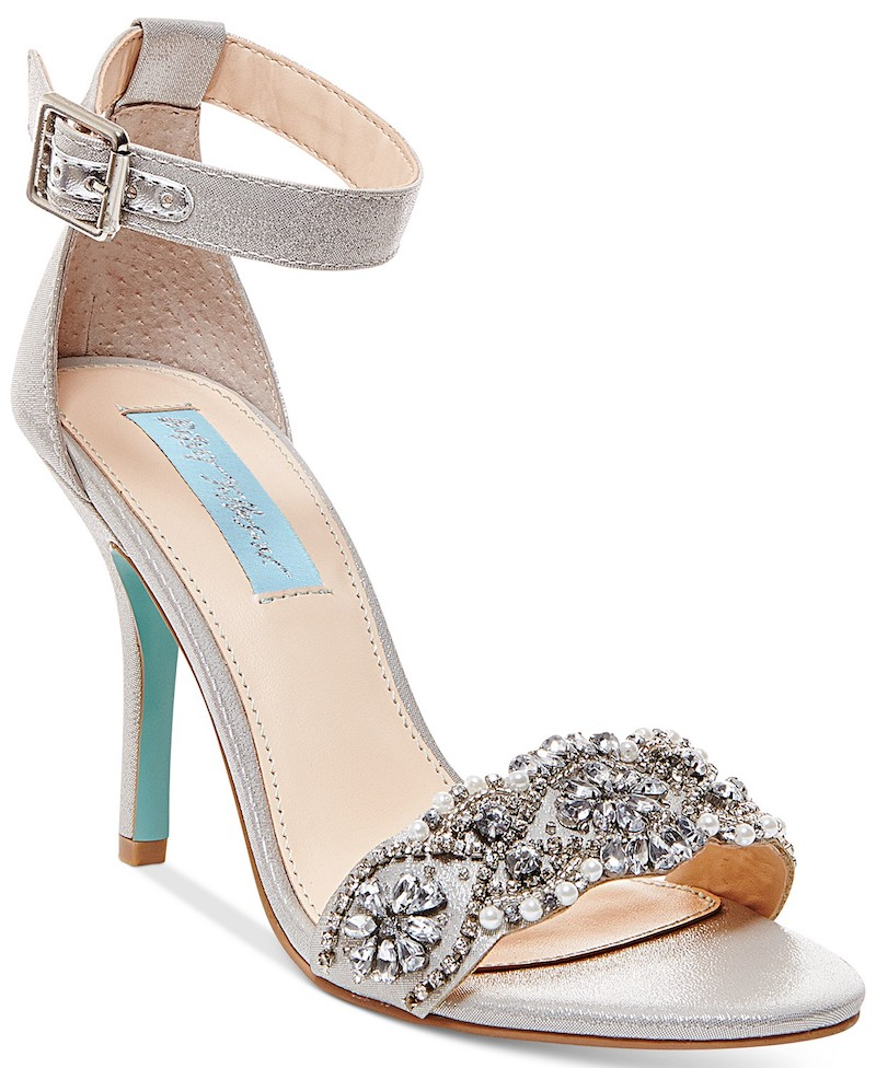 blue sole shoes for wedding