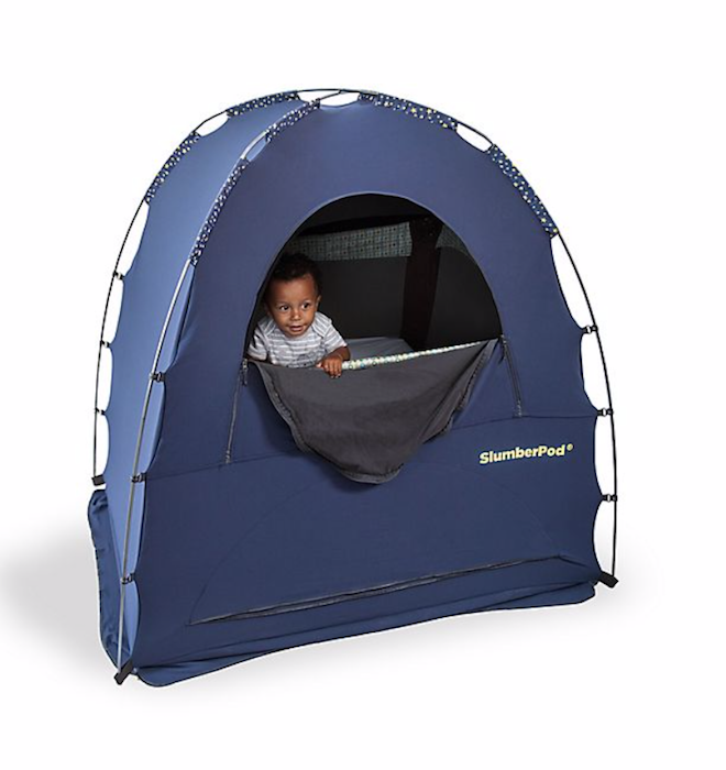 SlumberPod® Privacy Canopy in Navy
