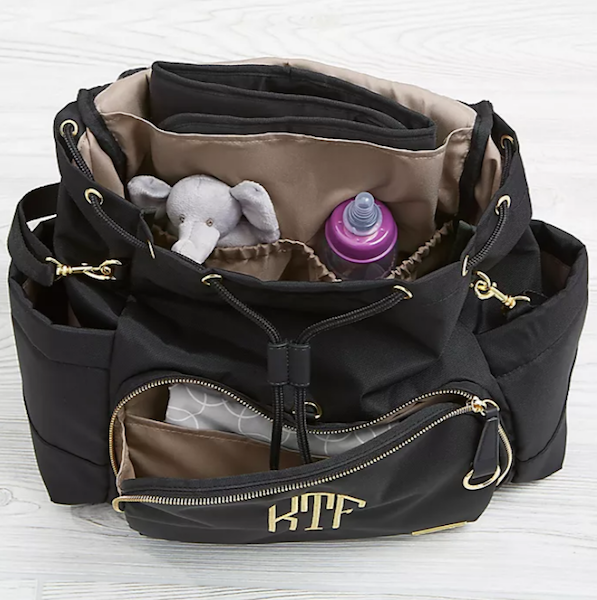 14 Personalized & Sentimental Baby Gifts   Diaper Bag