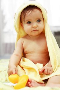 Baby Gifts - Bath Time Essentials