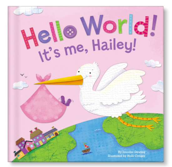 14 Personalized & Sentimental Baby Gifts   Personalized Story Book