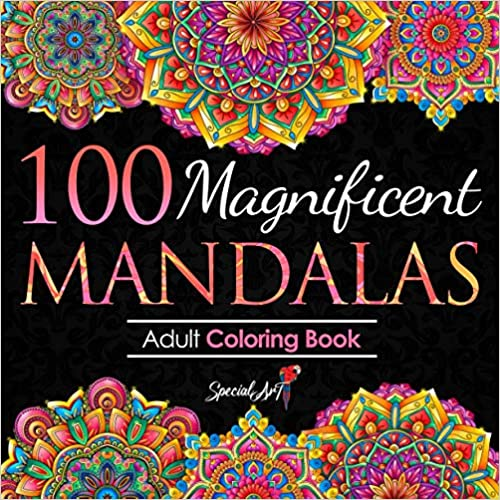 100 Magnificent Mandalas