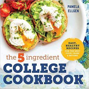 5 ingredient cook book