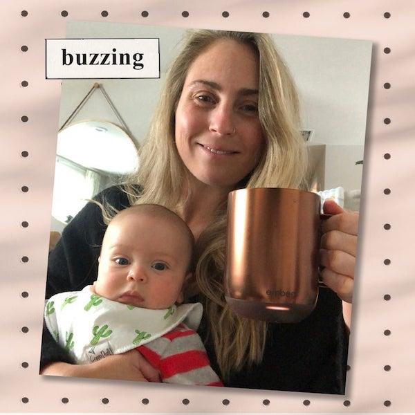 Top Tech Baby Registry   Ember Mug