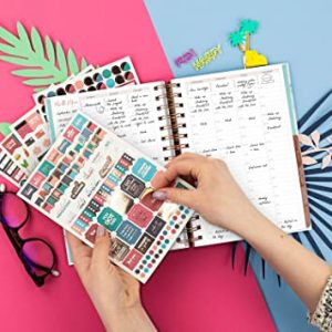 PLANBERRY Weekly Schedule Planner