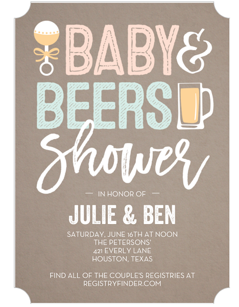 7 Non-traditional Baby Shower Ideas | Tradition With a Twist