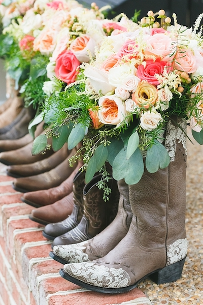 """What would you wear to a """"Country Chic"""" wedding?"""