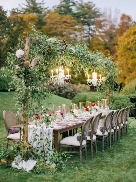 What would you wear to a Garden Formal Wedding?