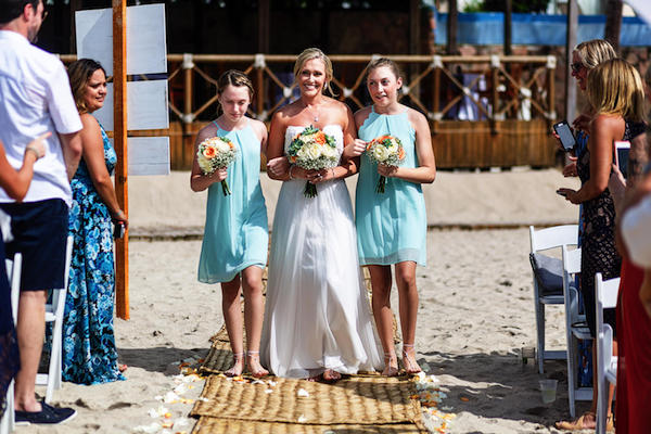 Celebrate Your Blended Family During Your Wedding Ceremony   Give Them a Role in the Ceremony