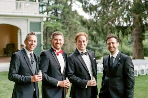 Semi-formal wedding outfits