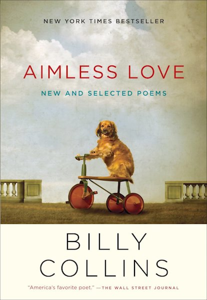 15 Poetry Books to Inspire Your Vows | Aimless Love by Billy Collins