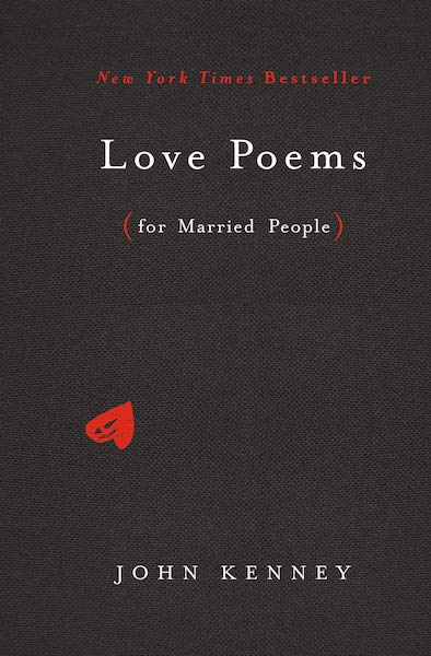 15 Poetry Books to Inspire Your Vows | Love Poems (for Married People) by John Kenney