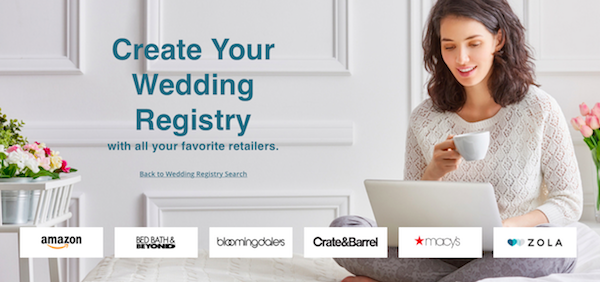 creating a gift registry to share