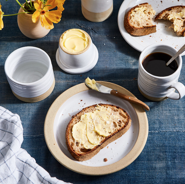Unique Registry Items From Food52 | Handmade Ceramic Butter Keeper