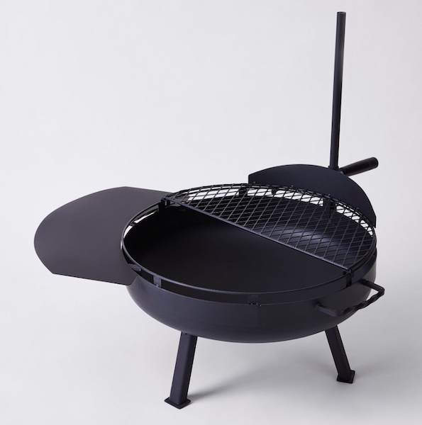 Unique Registry Items From Food52 | Portable Fire Pit & Grill